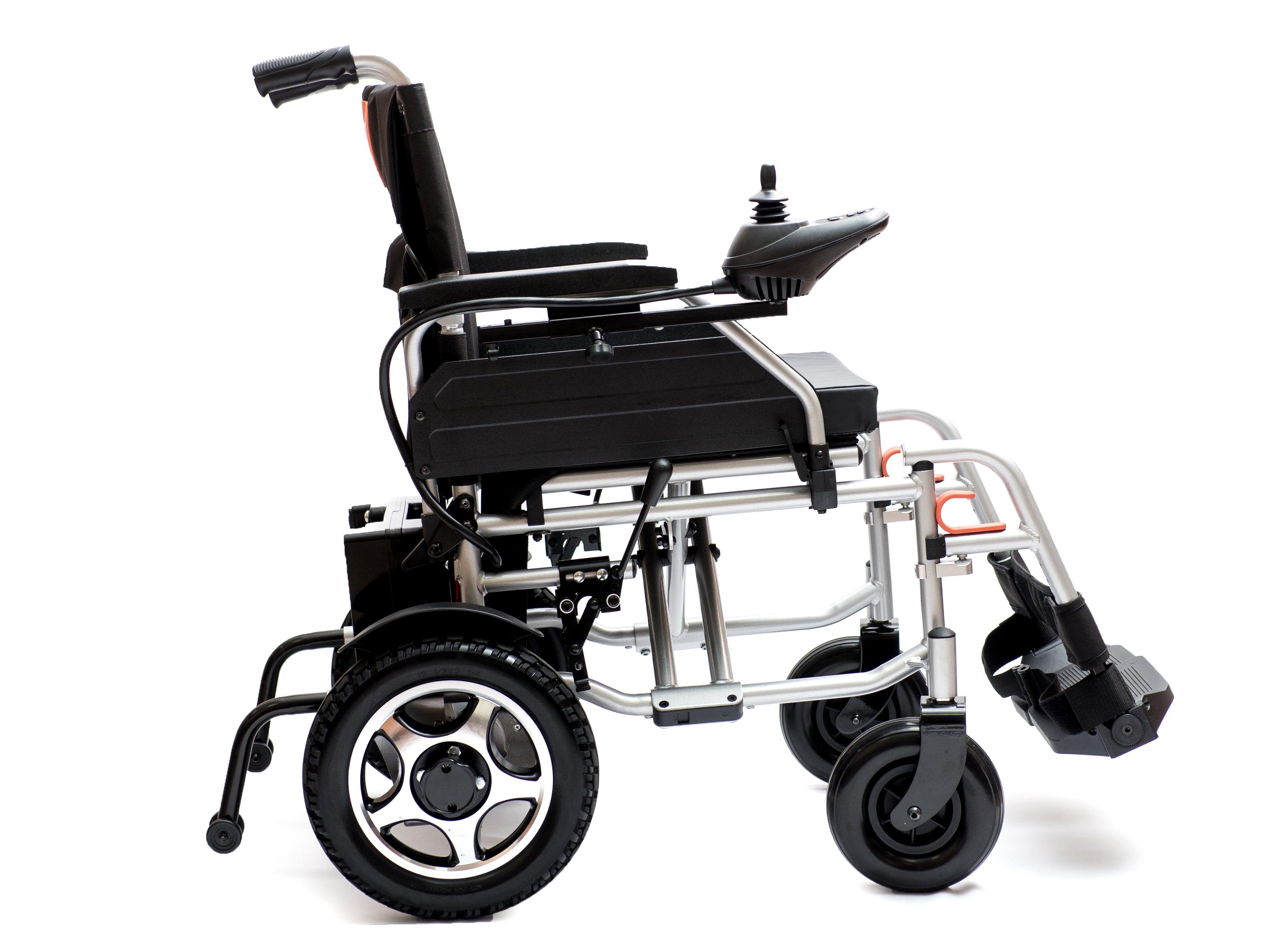 Инвалидные коляски с электроприводом для улицы Excel X-Power 30
