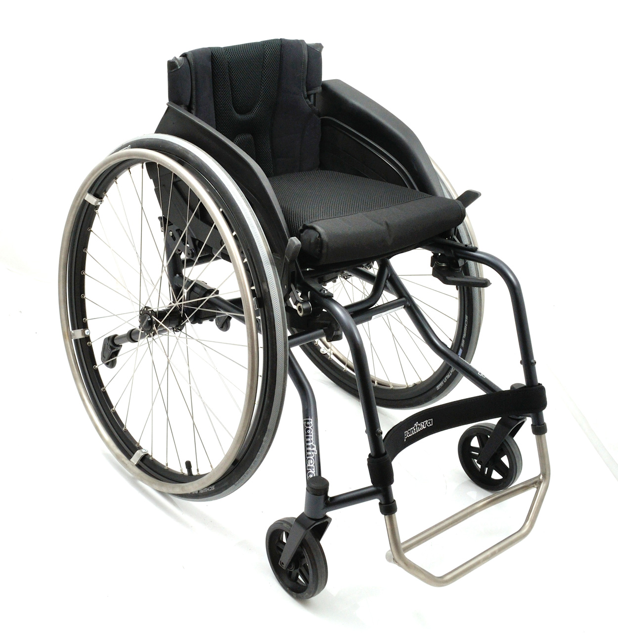 Активная инвалидная коляска PANTHERA S3 SHORT ABD