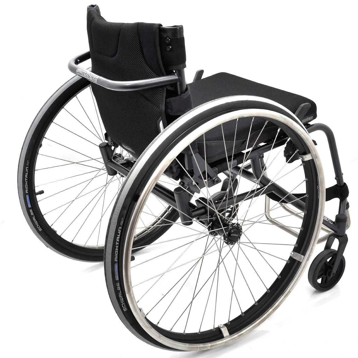 Инвалидная коляска активного типа PANTHERA S3 Short