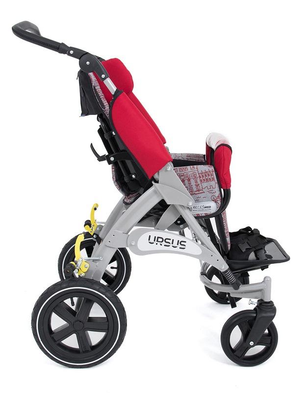 Детская инвалидная кресло-коляска Akcesmed RACER УРСУС
