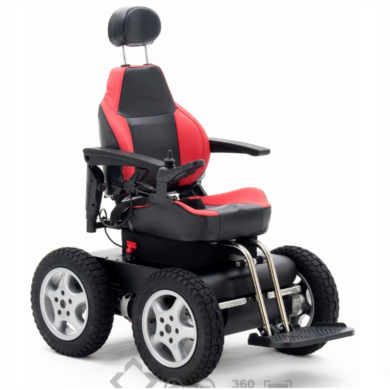 Кресло-коляска с электроприводом Observer Оптимус OB-EW-014