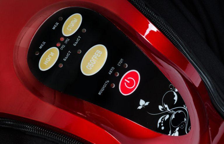 Массажер для ног VictoryFit VF-M9001 Red