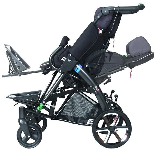 Детская инвалидная коляска ДЦП Patron Tom 5 Streeter Ly-710-Tom 5
