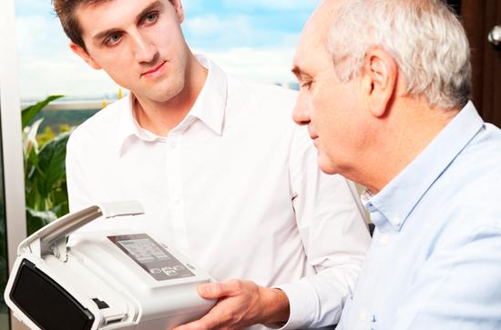 Прибор для искусственной вентиляции легких PHILIPS Respironics A40