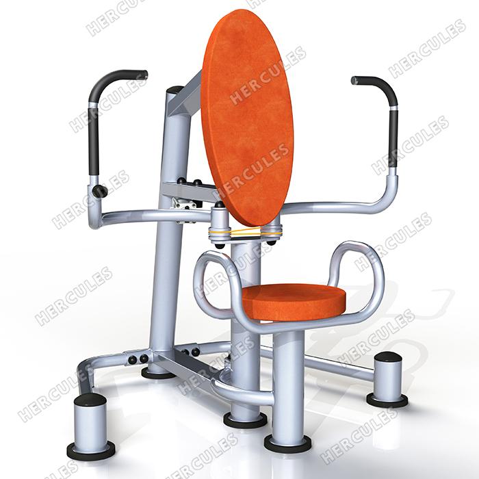 Гидравлический реабилитационный тренажер для мышц груди Баттерфляй
