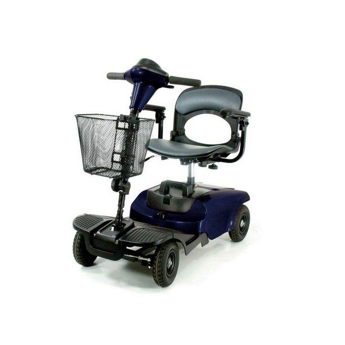 Кресло-коляска скутер электрическая для инвалидов Vermeiren Antares 4
