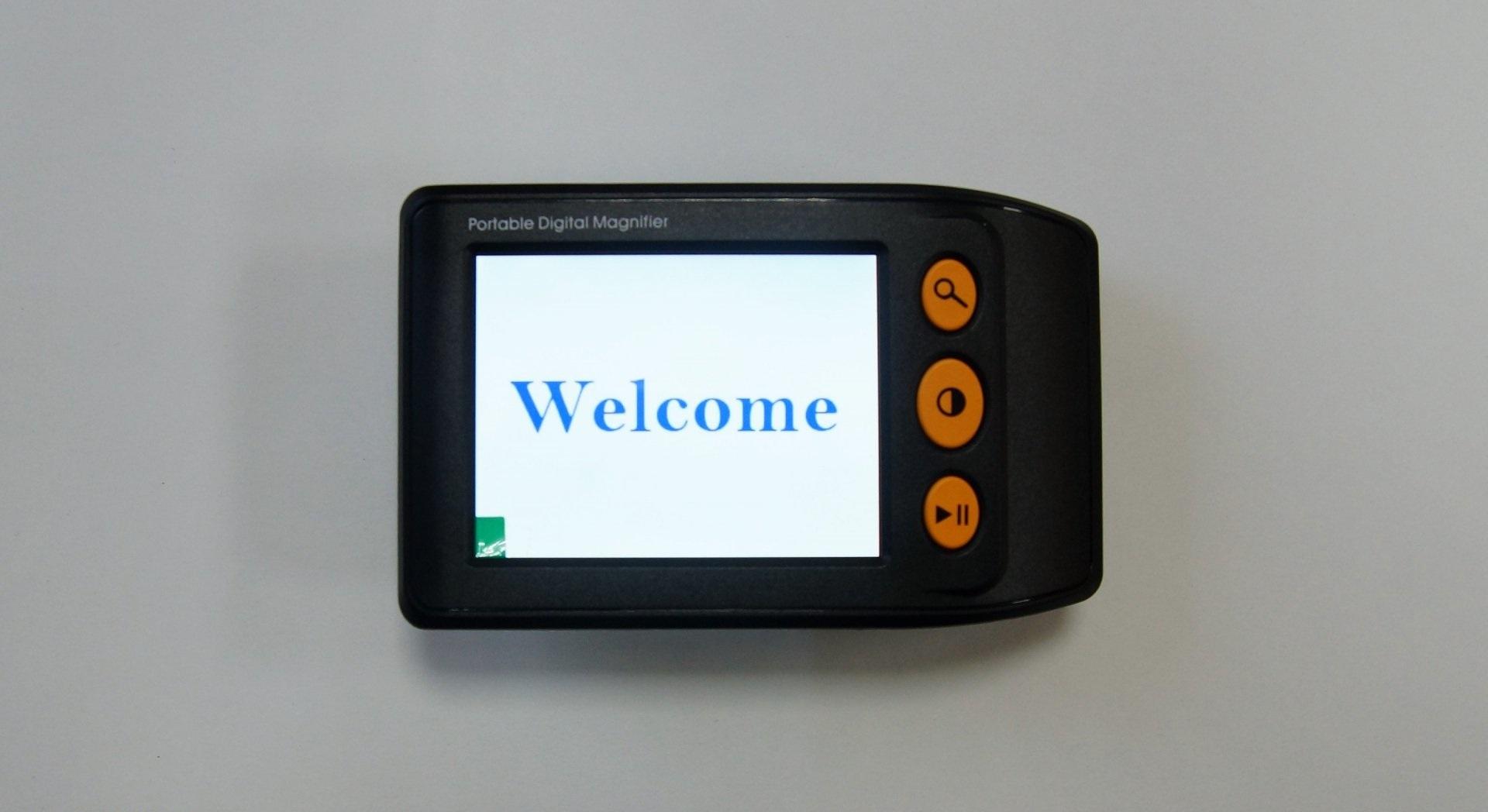 Аппаратно-программный комплекс для слабовидящих людей на базе моноблока