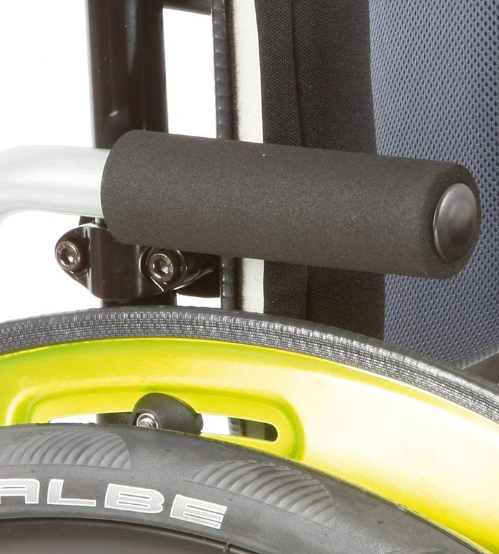 Активная кресло-коляска Авангард CS