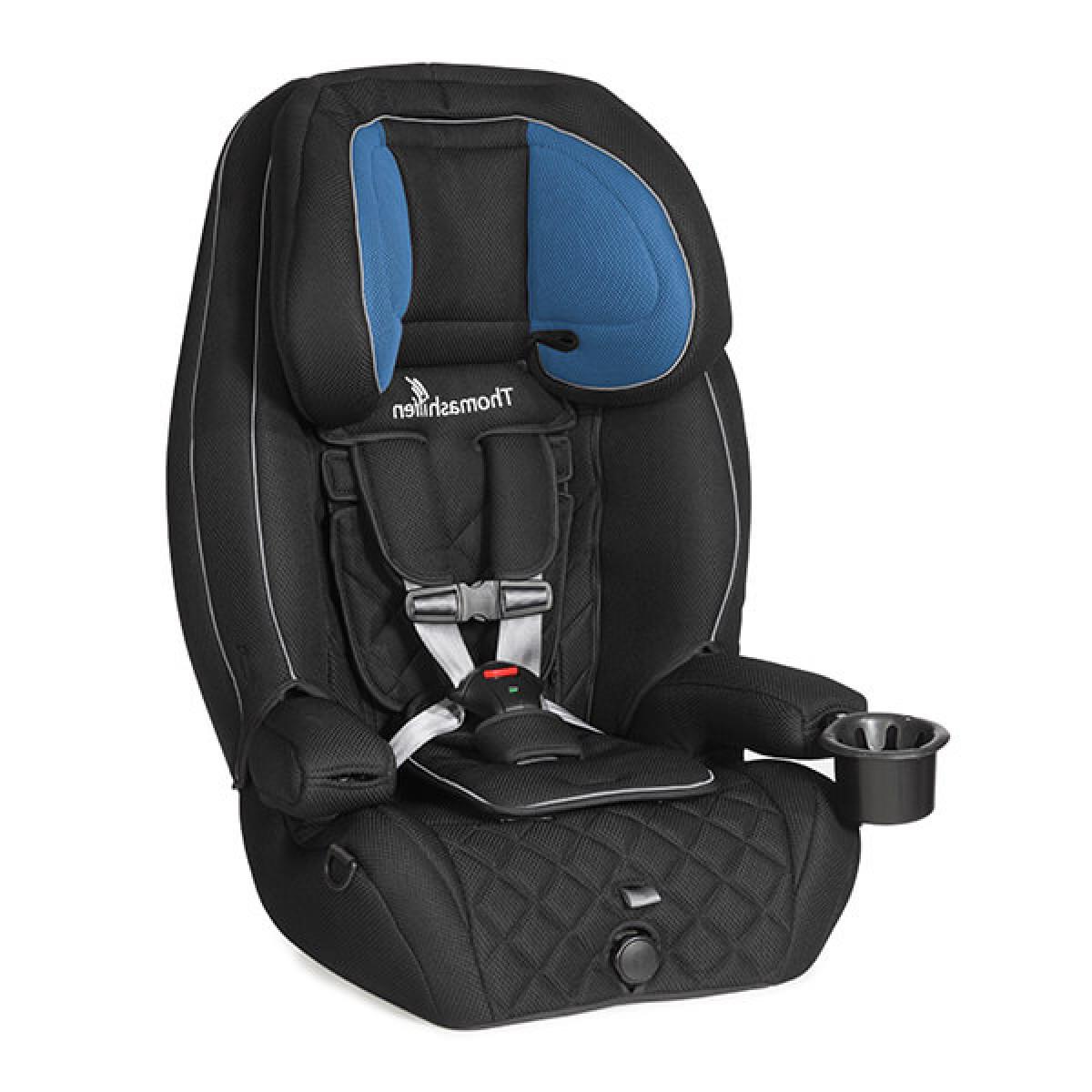 Автомобильное кресло для детей с ДЦП Thomashilfen Commander