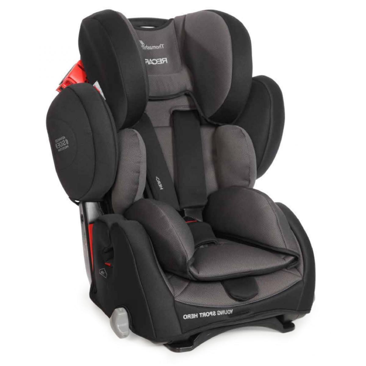 Автомобильное кресло для детей с ДЦП Thomashilfen Recaro Sport