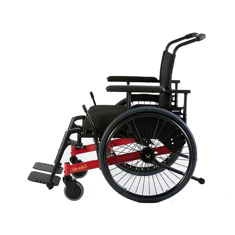 Инвалидное кресло-коляска Eclipse LY-250-1201