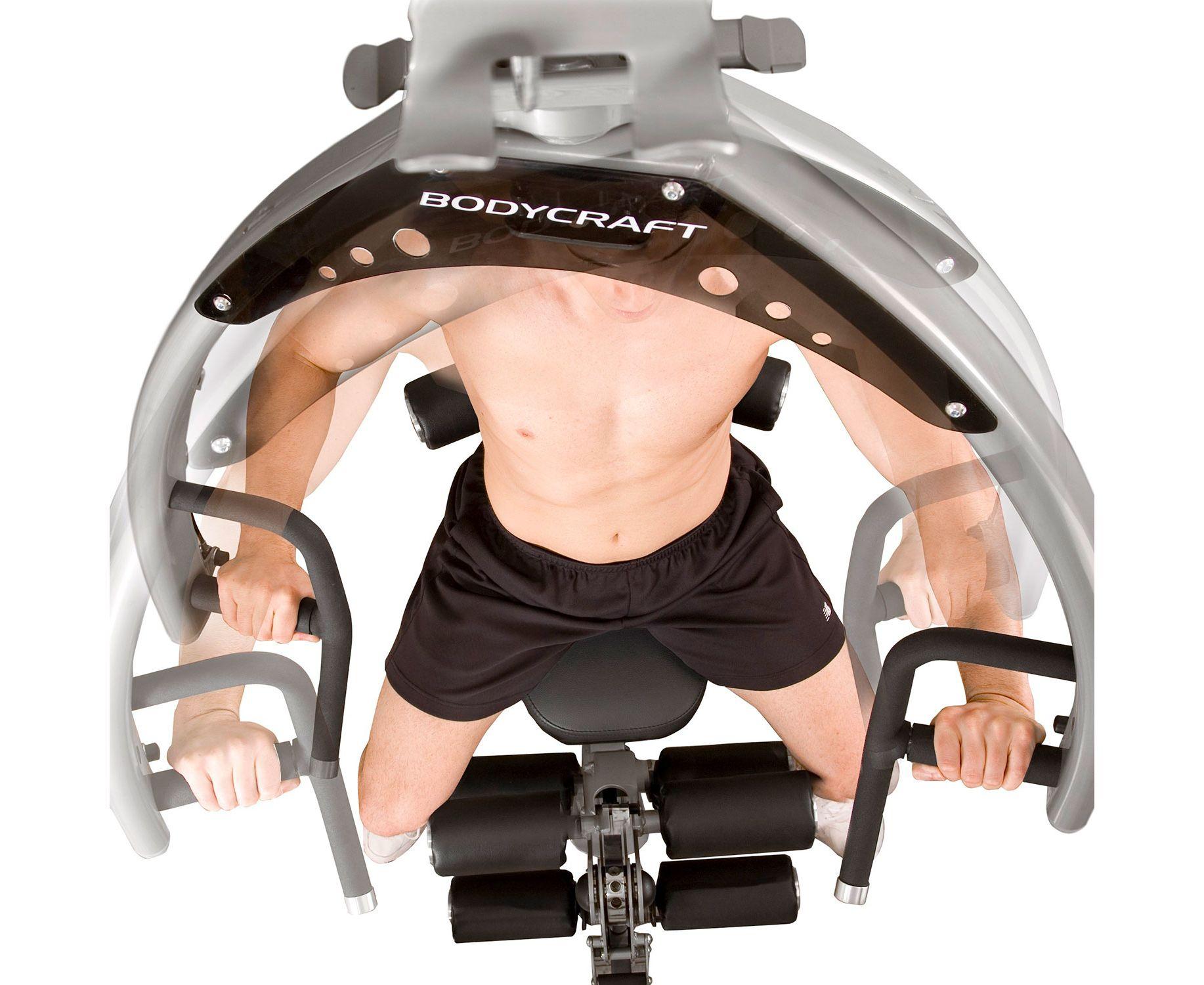 Силовой комплекс Body Craft Elite V5 Gym (605+P5155)