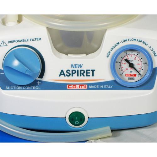 Аспиратор (отсасыватель) электрический Ca-Mi New Aspiret