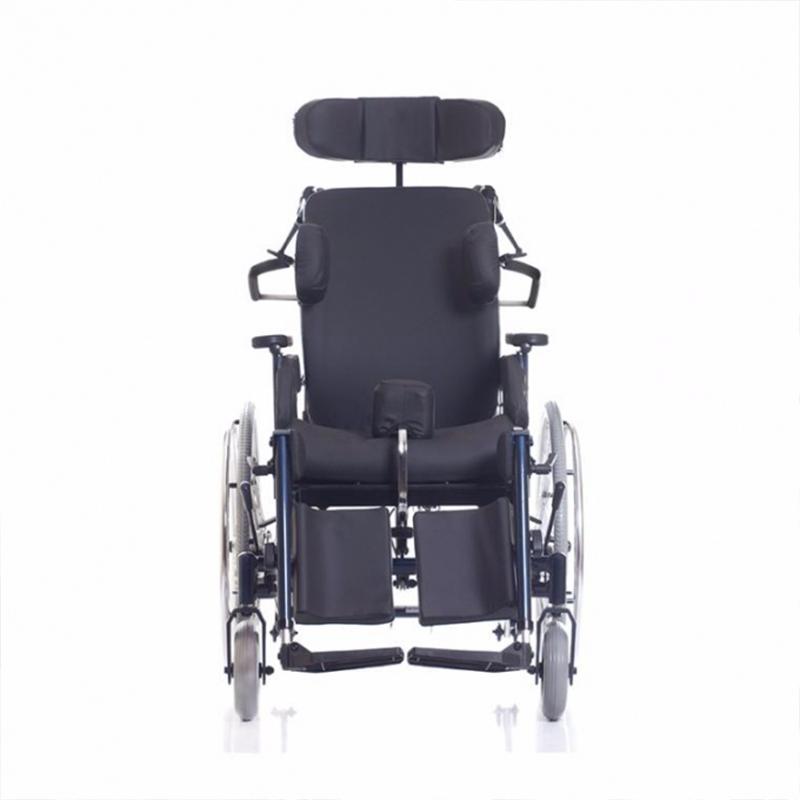 Инвалидное кресло-коляска ORTONICA DELUX 580 с большим количеством поддерживающих опций