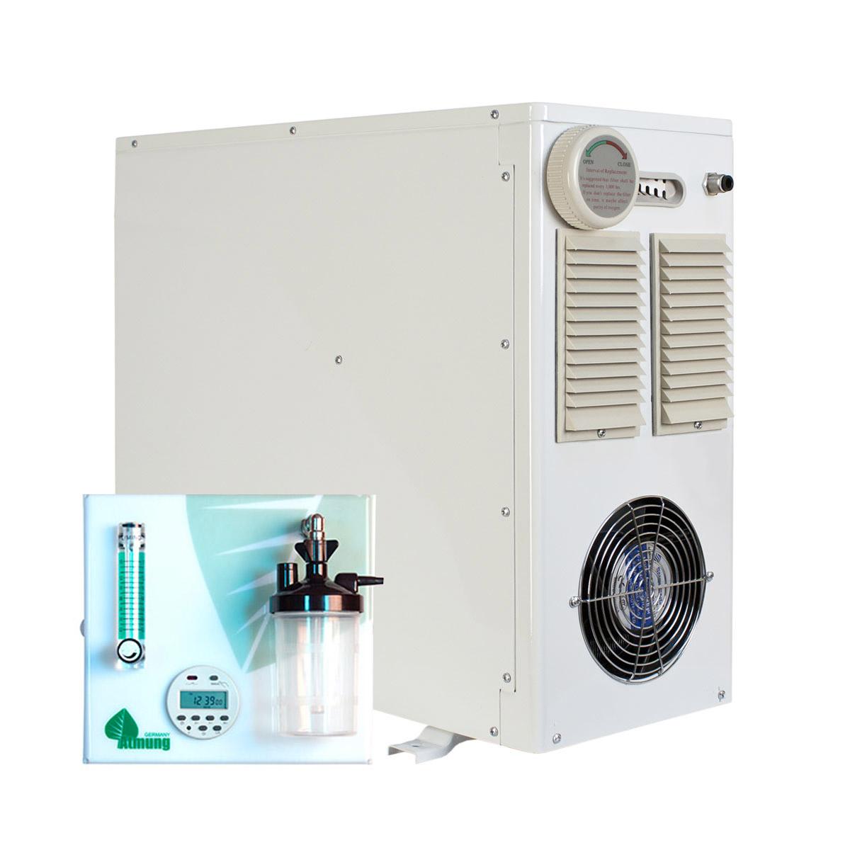 Концентратор кислорода Atmung LFY-I-5A-01 + Панель с таймером