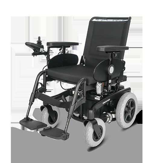 Инвалидная кресло-коляска с электроприводом Meyra iChair MC Basic