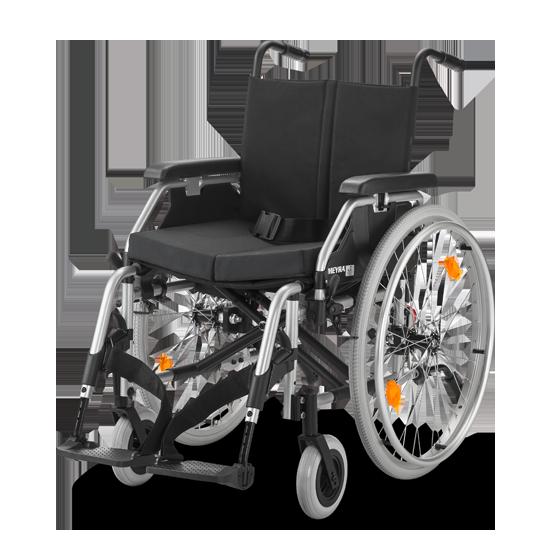 Инвалидная кресло-коляска облегченная Meyra BUDGET 9.050