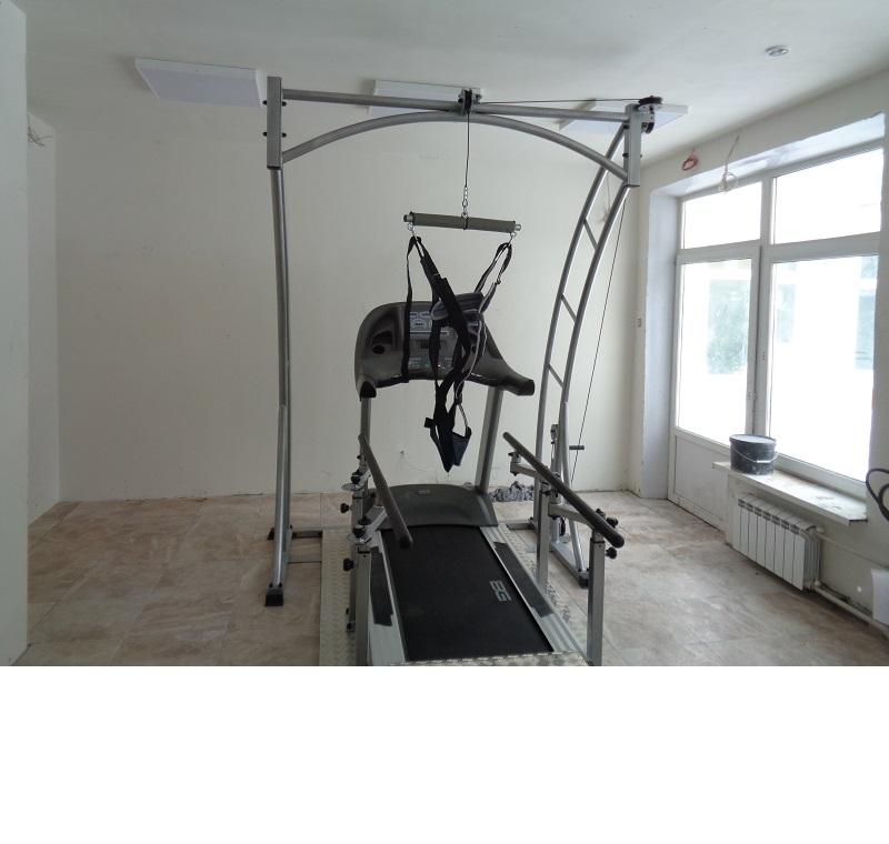 Реабилитационная беговая дорожка Геркулес УТИ-0350и