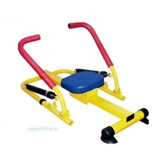 Детский многофункциональный гребной тренажер JD06-01