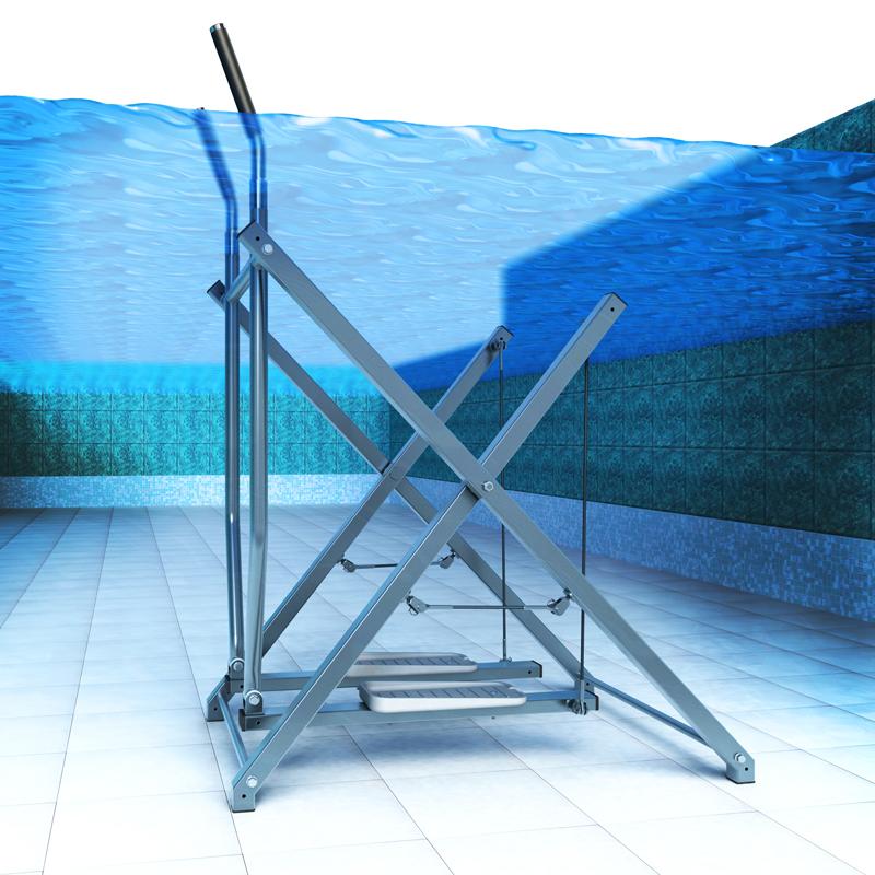 Аква-кардиотренажер Hercules Skis 25.1