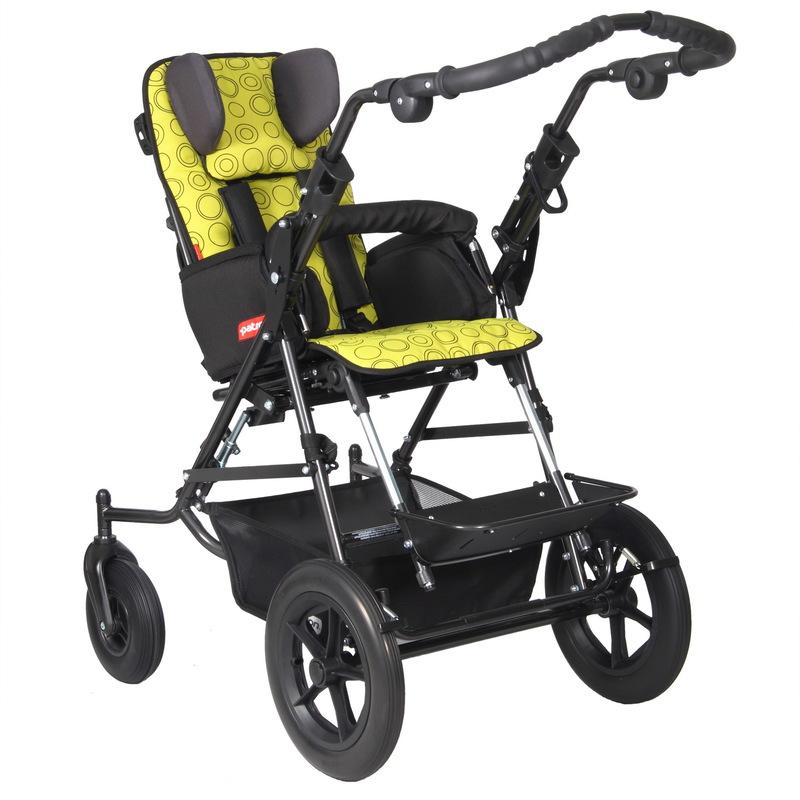 Детская инвалидная коляска для детей с  ДЦП Patron Tom 4 Classic
