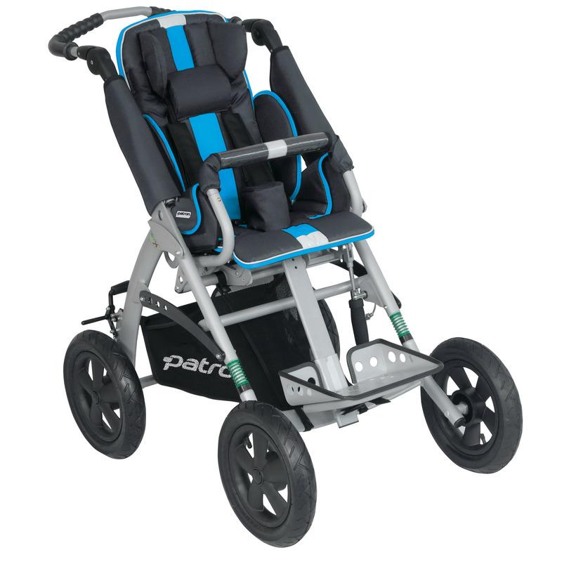Детская инвалидная коляска ДЦП Patron Tom 5 Clipper T5c
