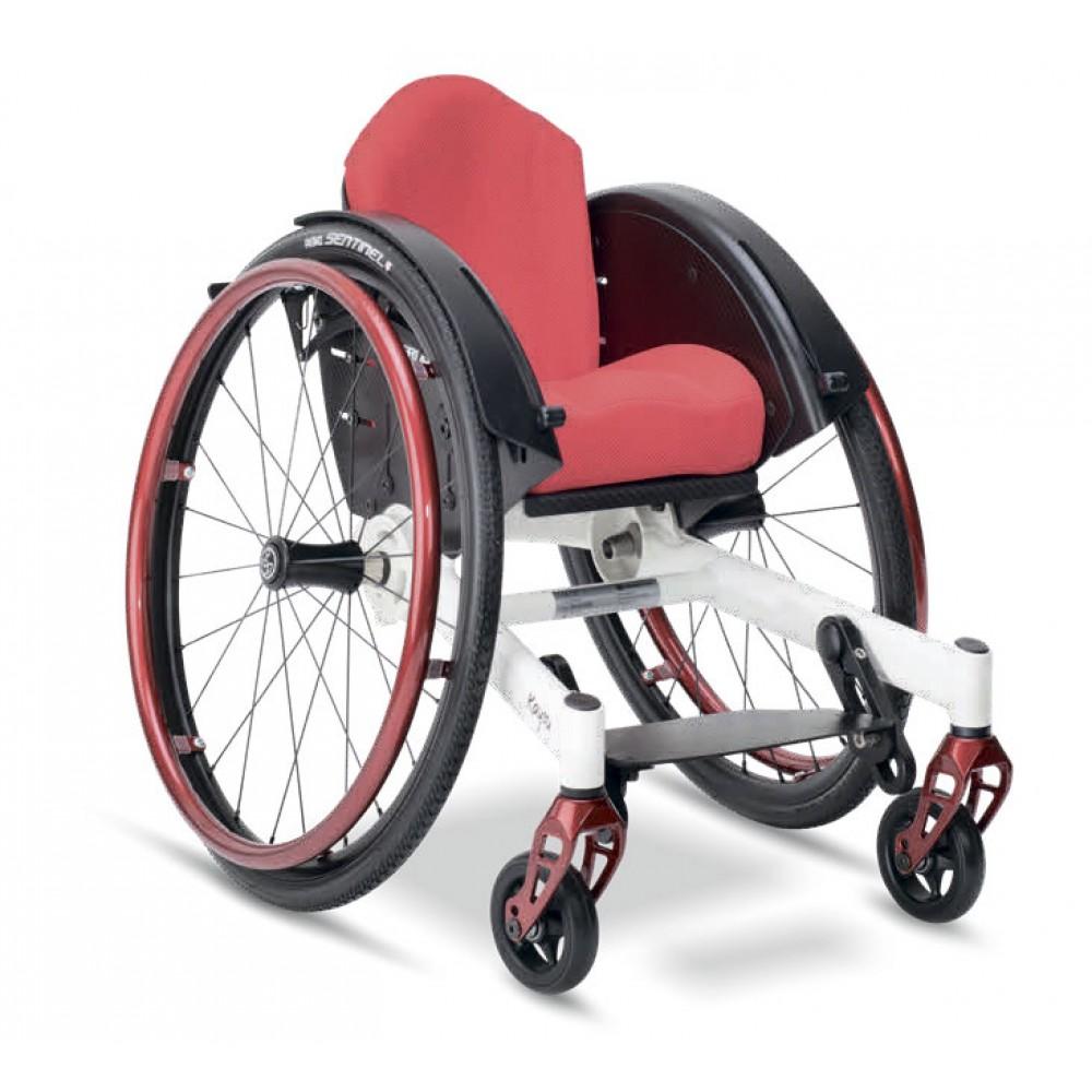 Детское кресло-коляска активного типа Berollka Kayou