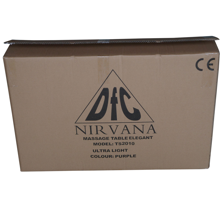 Массажный стол DFC Nirvana Elegant Ultra Light