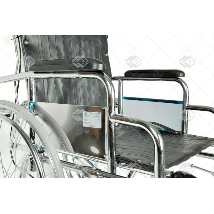 Кресло-коляска с множеством функций и высокой спинкой FS954GC