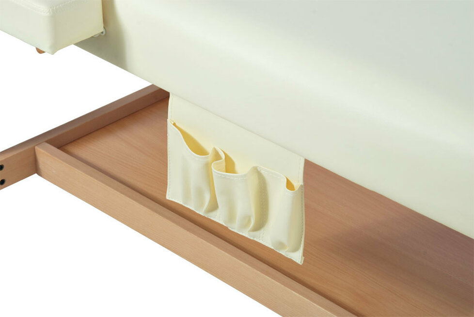 Стационарный массажный стол деревянный Med-Mos FIX-MT2