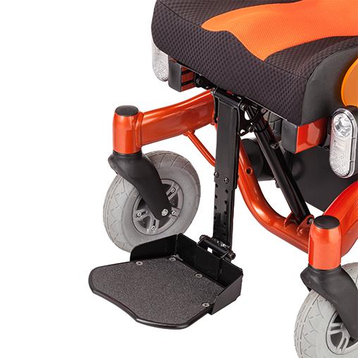Детская инвалидная кресло-коляска c электроприводом Meyra ICHAIR MCS JUNIOR