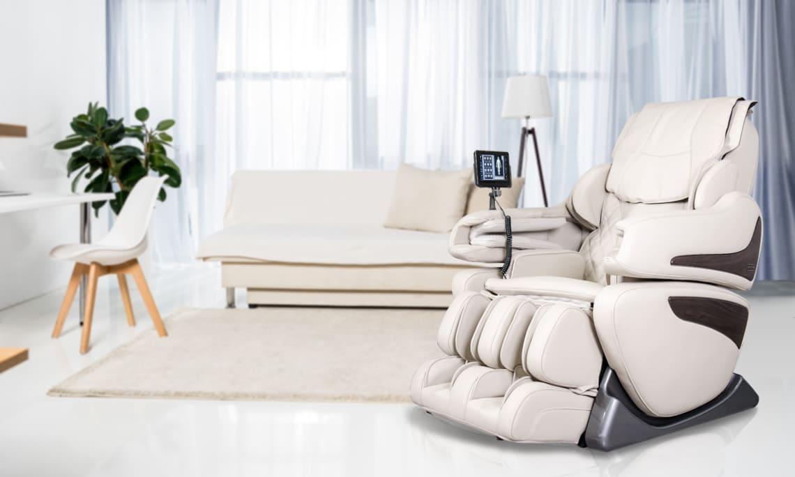 Массажное кресло US MEDICA Infinity Touch