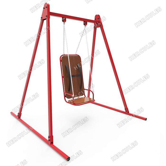 Качели с креслом мобильные