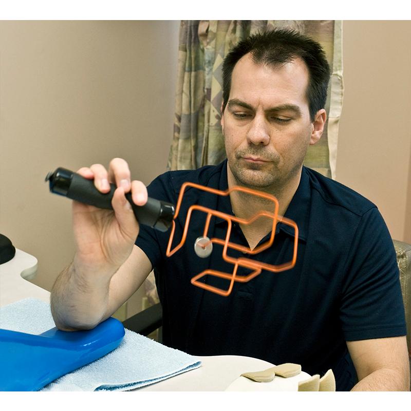 Тренажер - лабиринт для разработки моторики рук