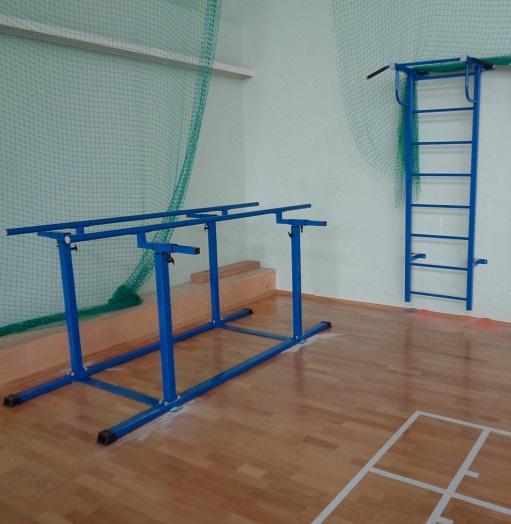 Брусья реабилитационные регулируемые 3 метра