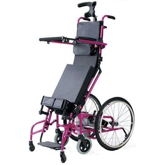 Кресло-коляска с вертикализатором Титан LY-250-120 HERO 3