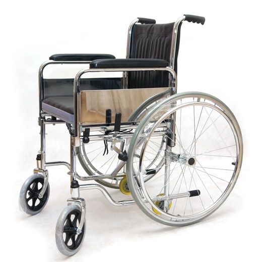 Кресло-коляска (туалет) узкая Titan (Титан) LY-250-683