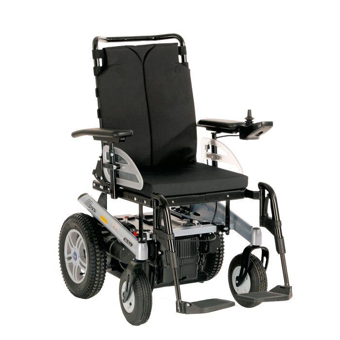 Прогулочная инвалидная коляска с электроприводом Otto Bock B-500