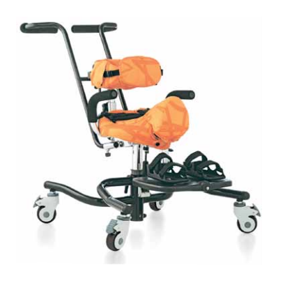 Ортопедическое функциональное кресло Сквигглз актив для детей-инвалидов от 2 до 5 лет