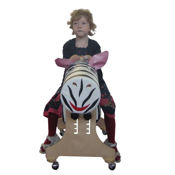 Опора для сидения Зебра с лесенкой ОС-008.1