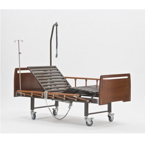 Кровать функциональная с электроприводом DB-10 (MM-56) с туалетным устройством (дерево)