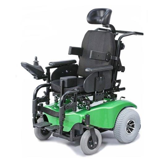 Инвалидная кресло-коляска LY-EB 103-CN1/10 с электроприводом