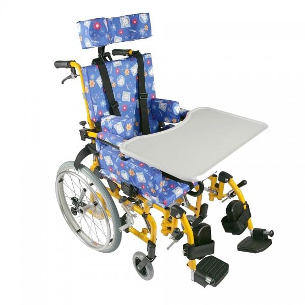 Инвалидная кресло-коляска AMRW-18RA-EL