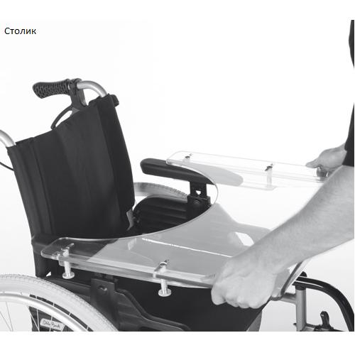 Инвалидная кресло-коляска Старт 50.5