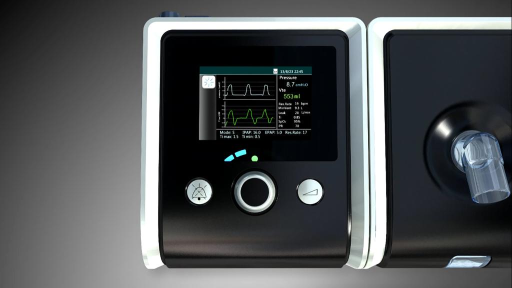 Аппарат для терапии сна BMC ReSmart G2 BPAP T25S