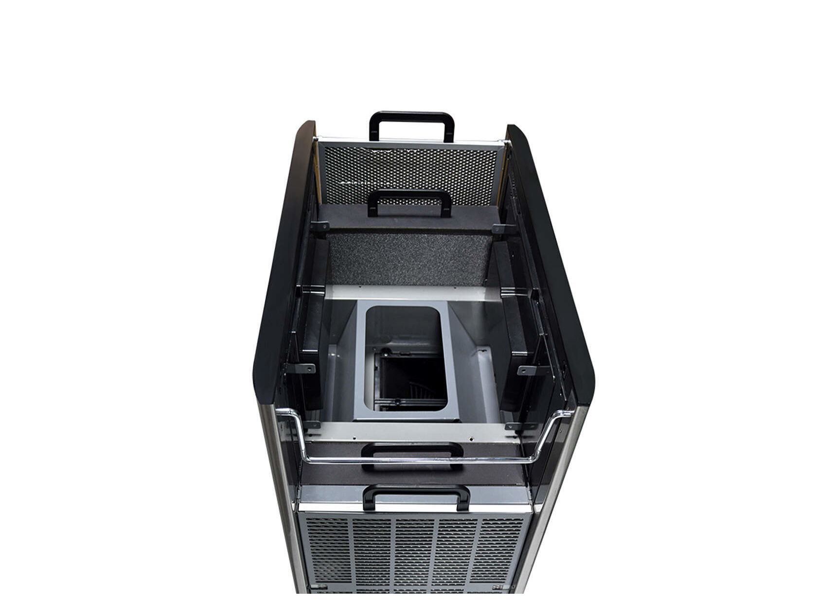 Рециркулятор-очиститель воздуха бактерицидный GRITTO V5