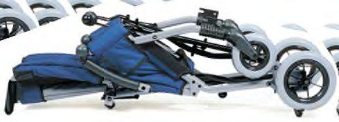 Кресло-коляска для детей с ДЦП Ormesa Clip