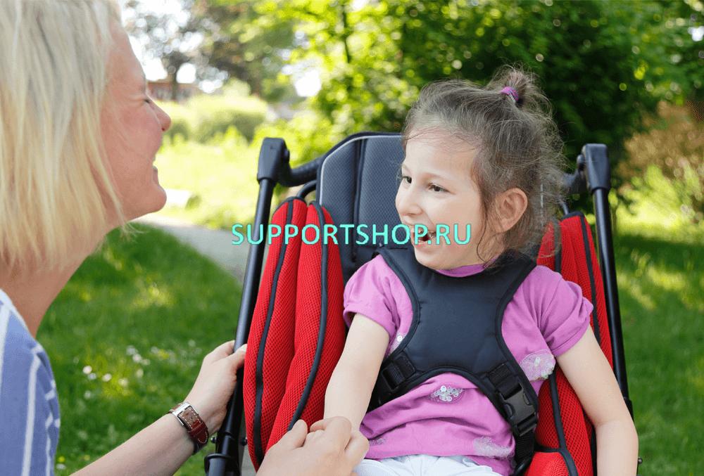 Кресло-коляска для детей с ДЦП Thomashilfen EASyS Advantage (LY-170)