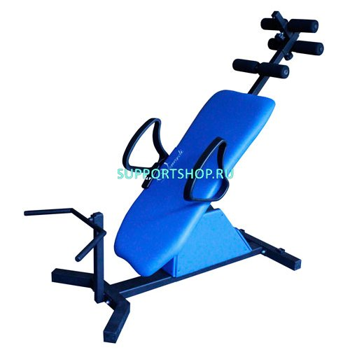 Стол инверсионный с электроприводом Takasima Inrover