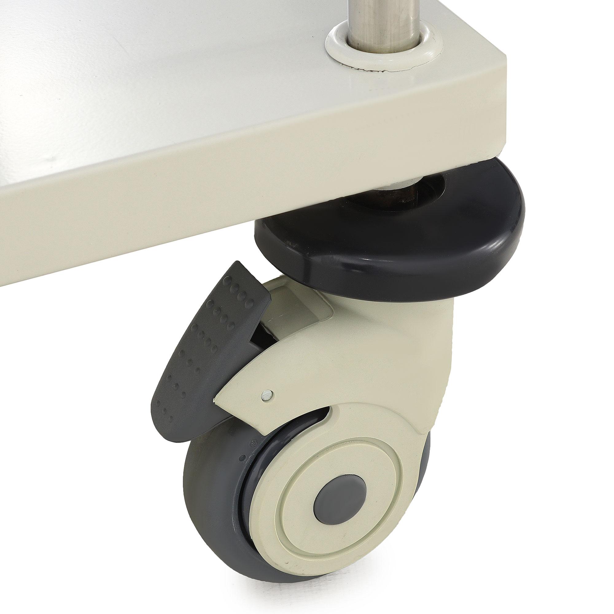 Столик реанимационный, анестезиологический Med-Mos СТ008 ТМ-012АН-00